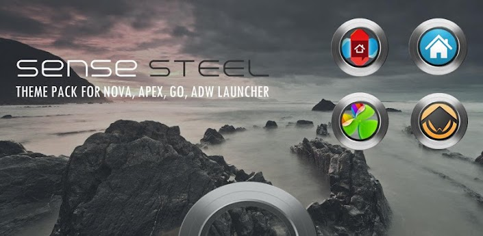 Sense Steel Theme Pack