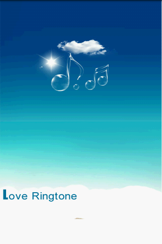 Love Ringtones - screenshot