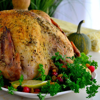 Organic Herb Roasted Turkey