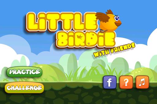 Little Birdie with friends
