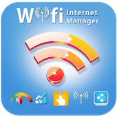 WiFi & Internet Manager