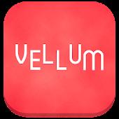 Vellum HD Apex Nova Holo Theme