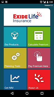 Exide Life Insurance Mobile- screenshot thumbnail