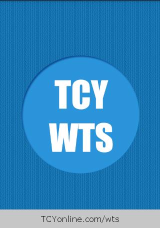 TCY WTS Program