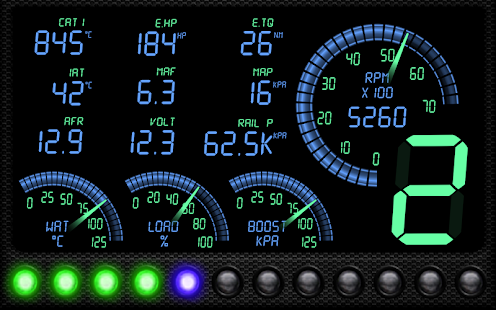 RacingMeter for Torque Pro- screenshot thumbnail