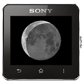Lunar Phase for SmartWatch