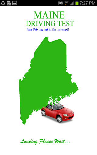 Maine Driving Test