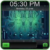 Chip Board Go Locker Theme