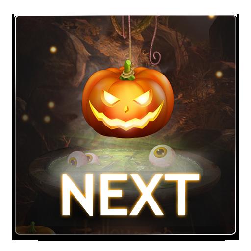 Next Halloween Pumpkin  LWP file APK Free for PC, smart TV Download