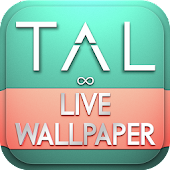 Appli TAL, le Live wallpaper