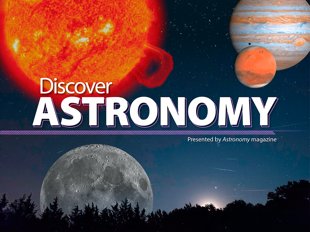Discover Astronomy- screenshot
