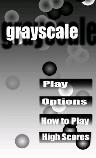 Grayscale the Game