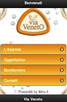 Screenshot of Via Veneto