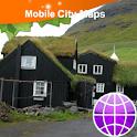 Faroe Islands Street Map logo