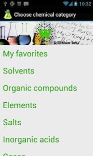 W Chemistry Handbook- screenshot thumbnail