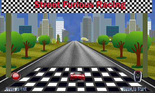 街激情賽車