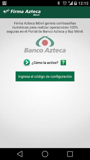 Firma Azteca Móvil