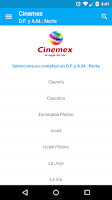 Screenshot of Cine Mapp PRO