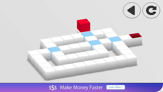 Rolling Cube - super puzzle