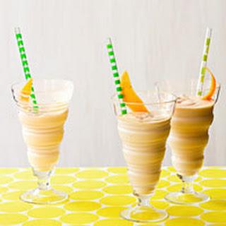 Spiked Orange Shake