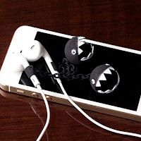  Earpod Earrings | Chain Chomp