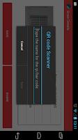 Screenshot of QR Barcode Reader