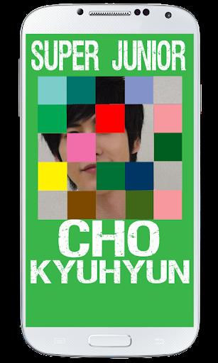 Cho Kyuhyun SuJu Puzzle