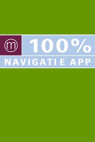 100 navigatie app
