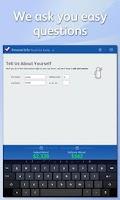Screenshot of TurboTax 2011 Tax Preparation