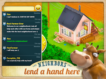 Hay Day Screenshot 2