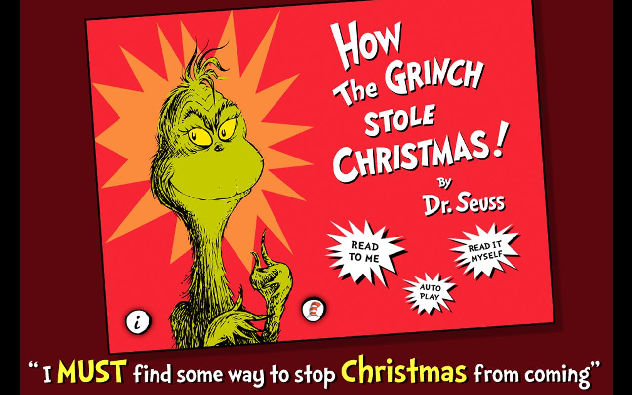 How the Grinch Stole Christmas - screenshot