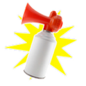 Air Horn Deluxe icon