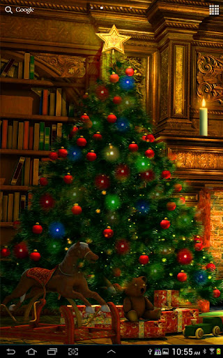 The Night Before Christmas LWP