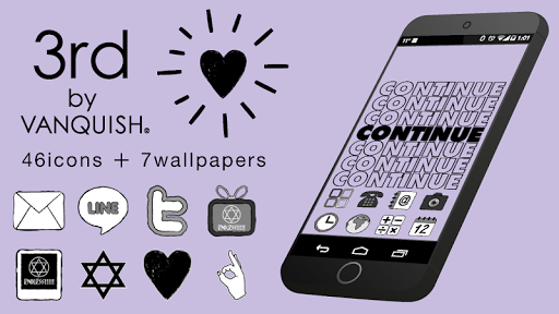3rd by VANQUISH-Icon+WP SET