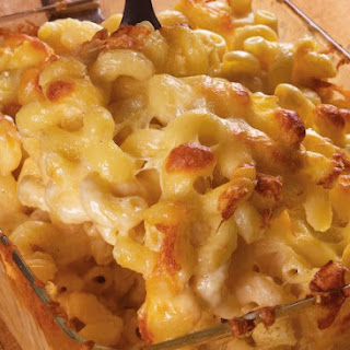 Mac & Cheese with Soubise.