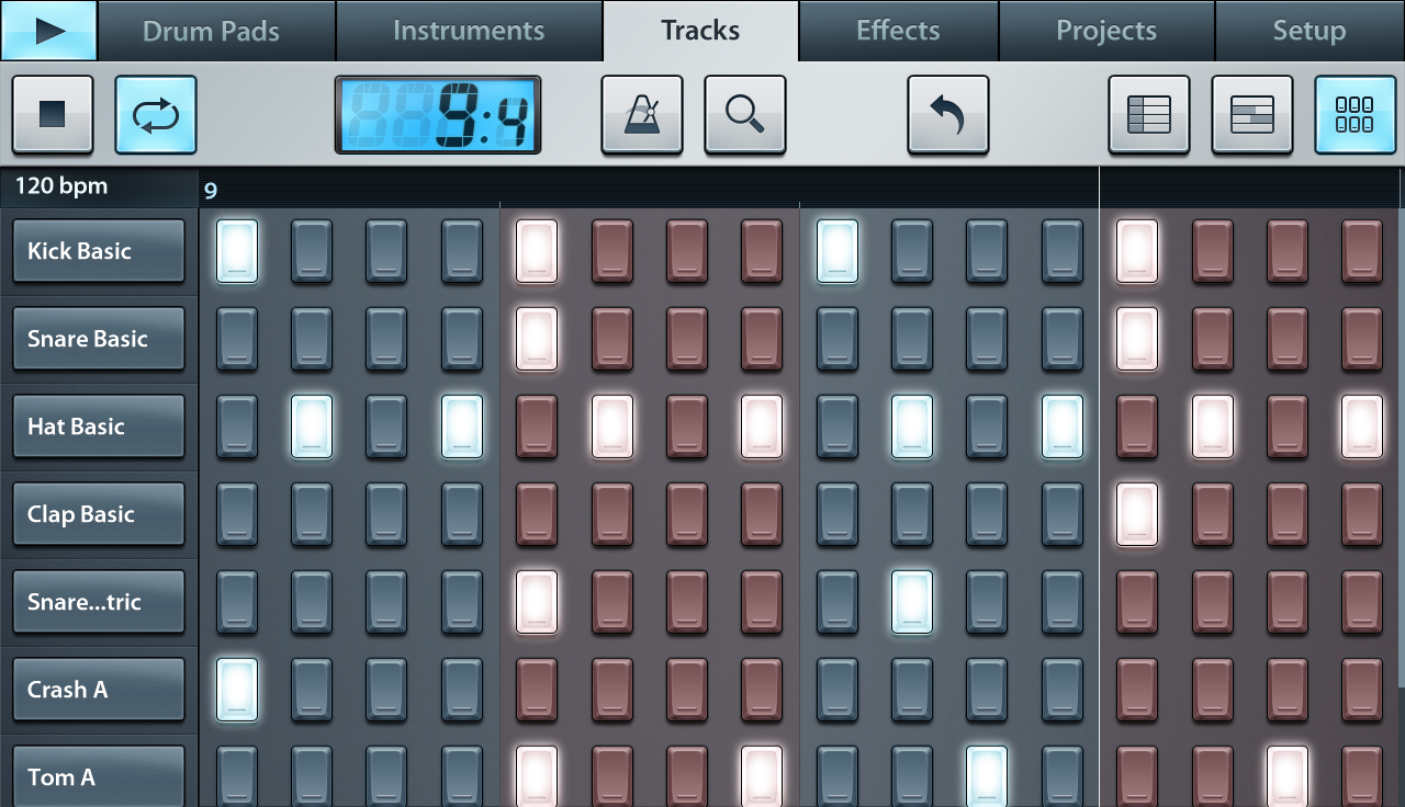 FL Studio Mobile - screenshot