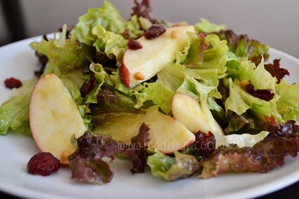 Apple and Peanut Salad Recipe