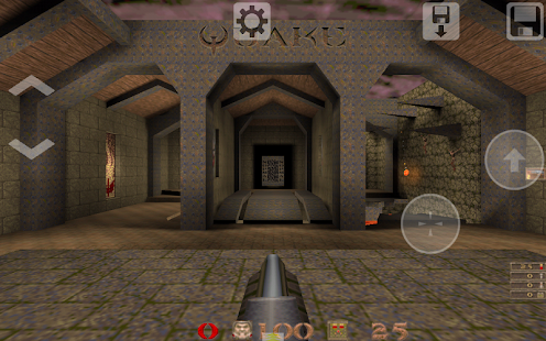 Q-Touch (Port of Quake) - screenshot thumbnail