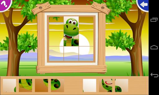 玩教育App|ベビーキッズゲームメモリパズル 動物 Kids Game免費|APP試玩