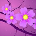 Sakura Live Wallpaper download