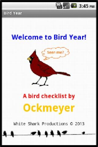 Bird Year - screenshot