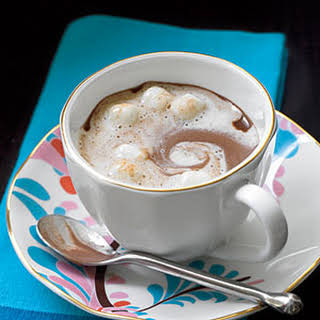 Rich 'n' Thick Hot Chocolate.