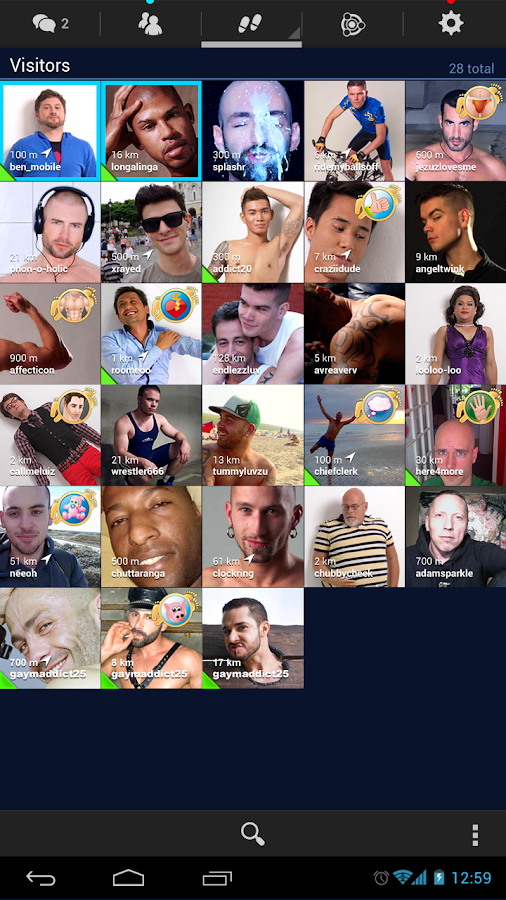 PlanetRomeo: Gay Dating - screenshot