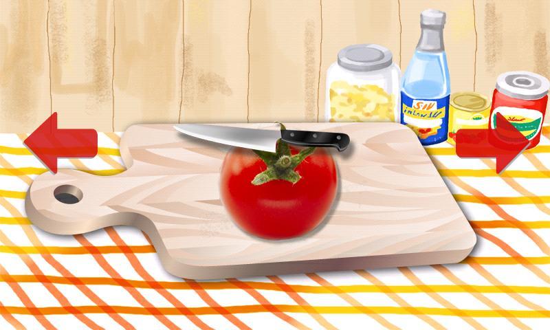Juego de cocina para ni os aplicaciones de android en for Aplicacion para disenar cocinas