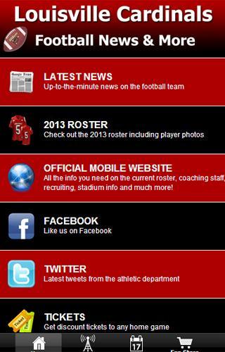 Louisville Football News