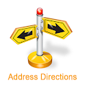 Address Directions icon