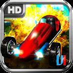 CRAZY CAR CLASH Turbo Racing