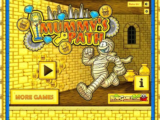 Mummy's Path - screenshot