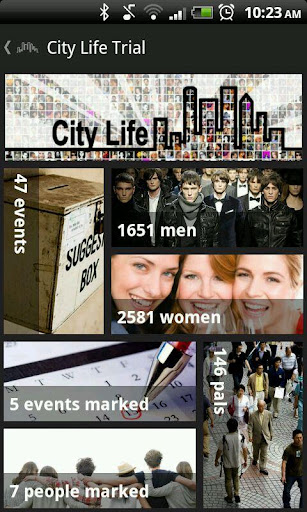 CityLife - Party Finder