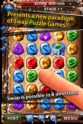 RuneMasterPuzzle- screenshot